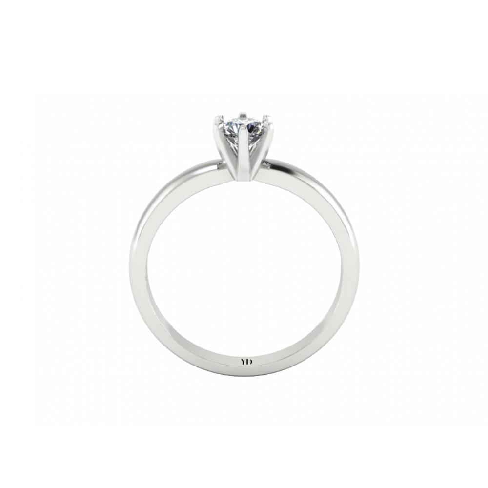 "Кольцо для помолвки с бриллиантом ""Moon"""
