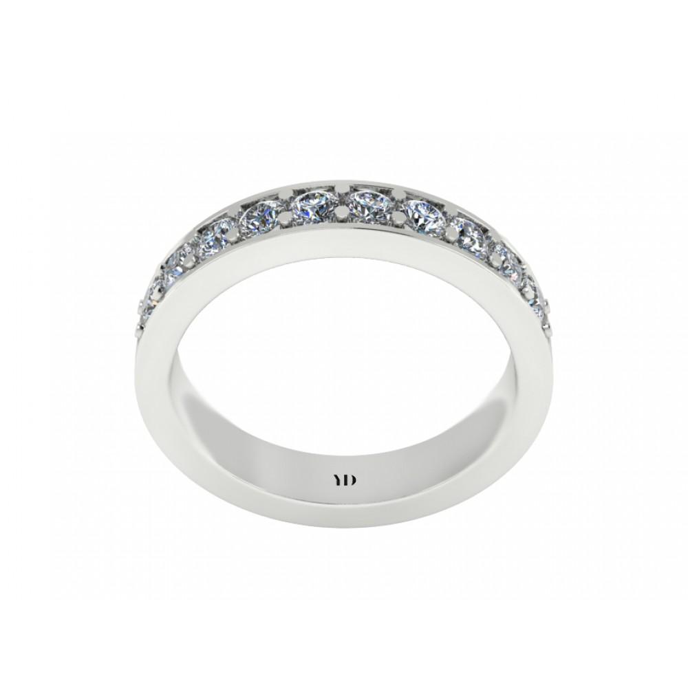 """Кольцо для помолвки с бриллиантами """"Miracle"""""""