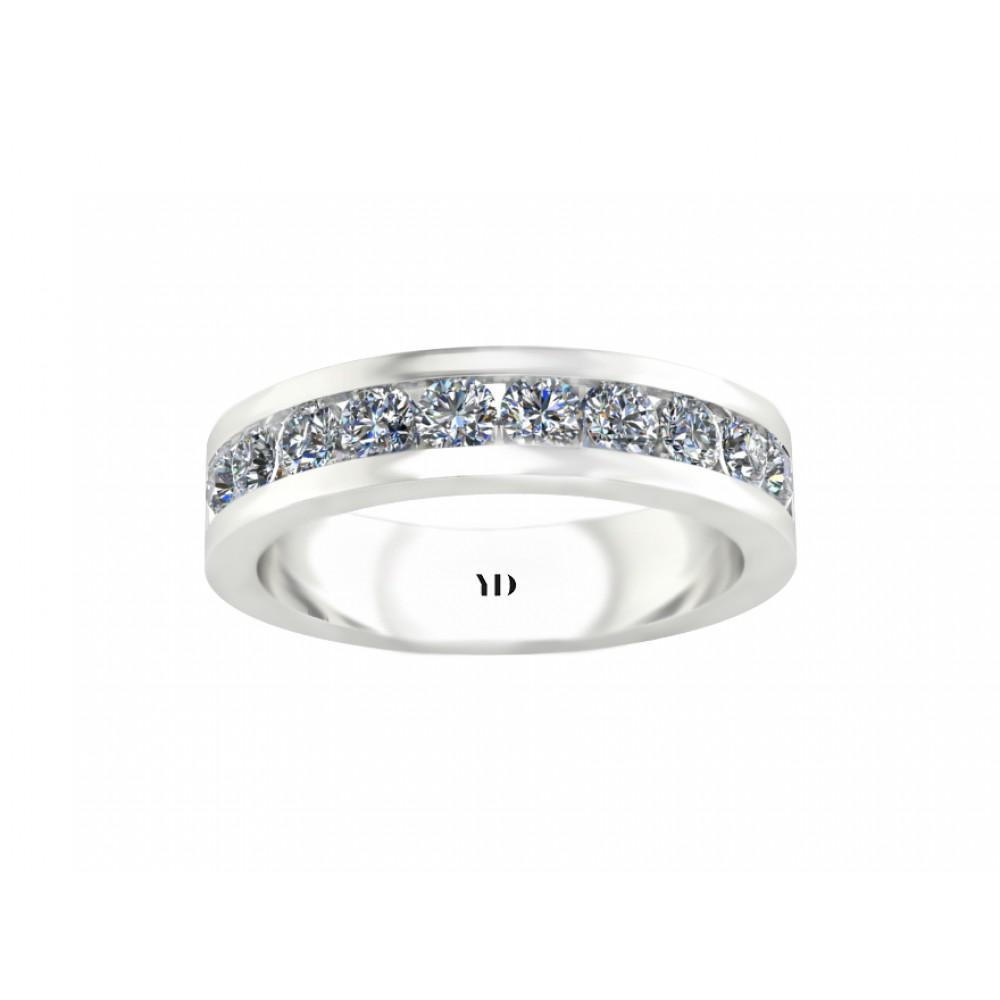 """Кольцо для помолвки с бриллиантами """"Rhodes"""""""