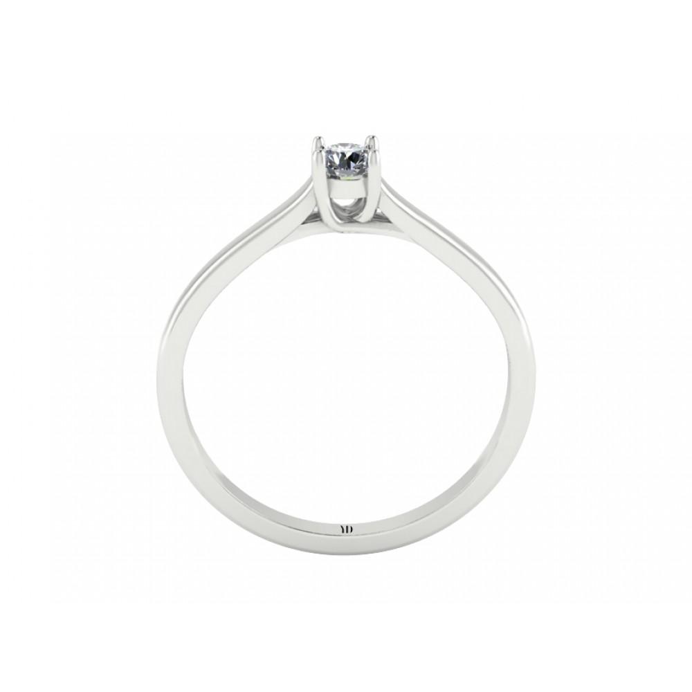 """Кольцо для помолвки с бриллиантом """"Egina"""""""