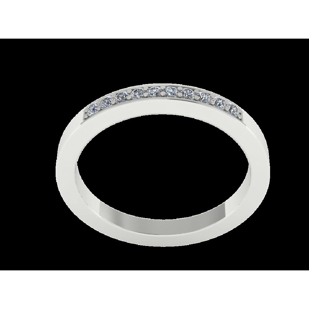 """Кольцо для помолвки с бриллиантами """"Ten Rays"""""""